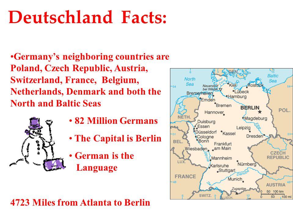 deutschland facts
