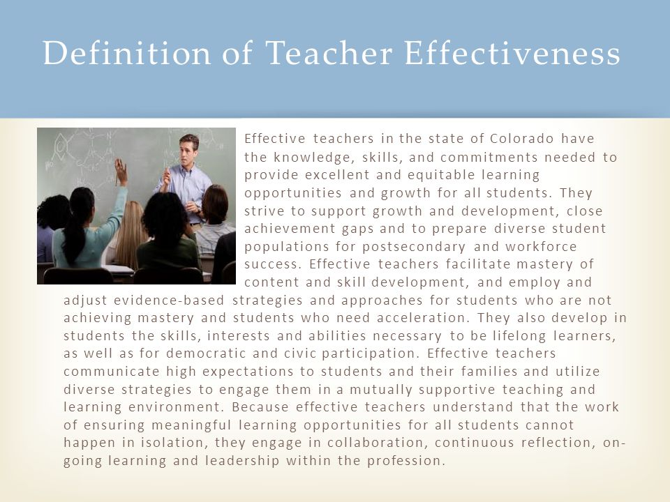 essay skills needed effective teacher Read this full essay on qualities and skills of an effective teacher everyone knows that when it comes to making a difference in a student's academic and life achievements, their teachers play a large role.