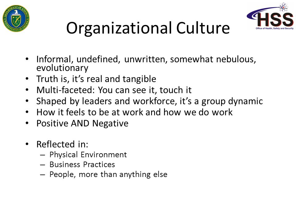 how to change negative organizational culture