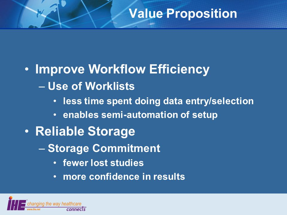 Improve Workflow Efficiency
