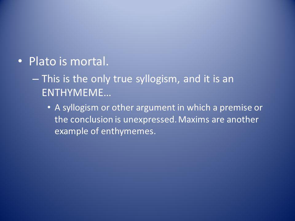 Inductivedeductive Reasoning Syllogisms Fallacies Ppt Download