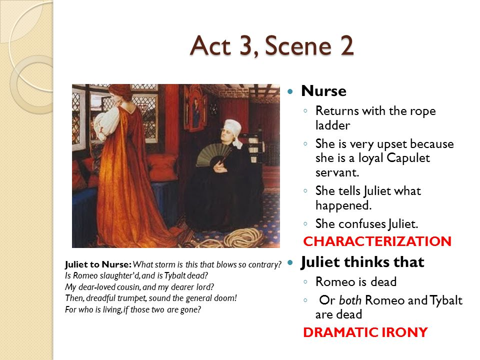 act 3 scene 5 dramatic in romeo and juliet essay Romeo and juliet essay william shakespeare this study guide consists of approximately 155 pages of chapter summaries, quotes, character analysis, themes, and more - everything you need to sharpen your knowledge of romeo and juliet.