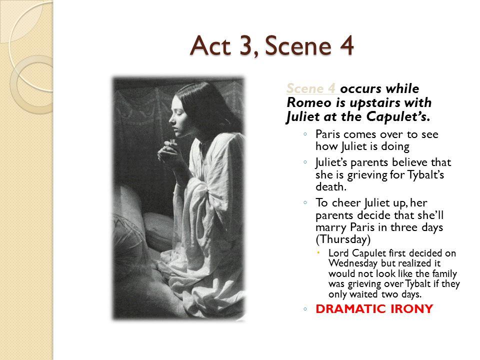 summary of act 3 scene 4 romeo and juliet