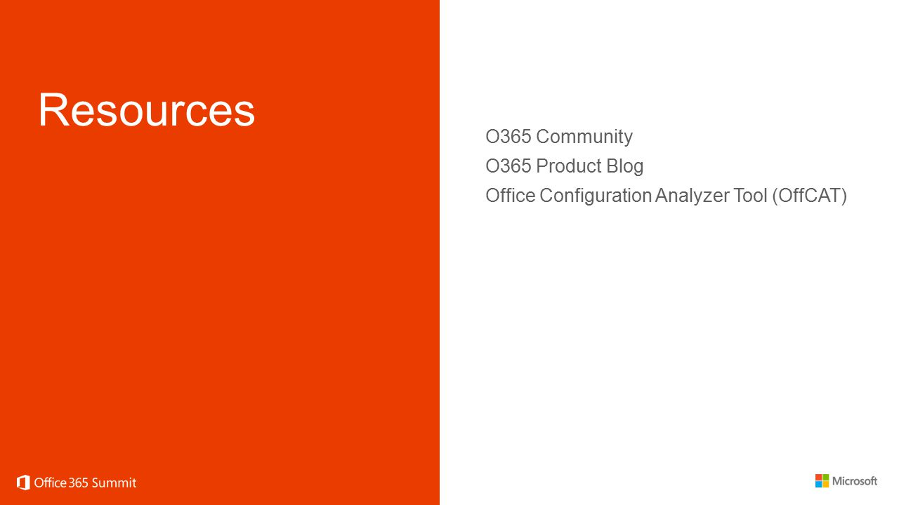 Resources O365 Community O365 Product Blog