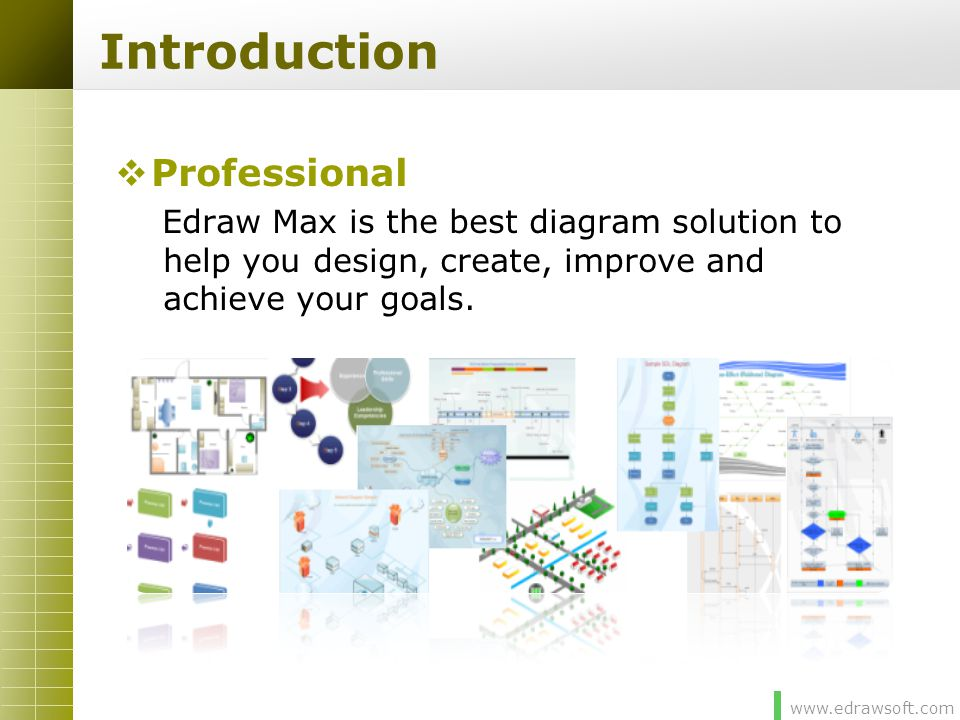 The most comprehensive diagram tool ppt video online download 3 introduction professional ccuart Gallery