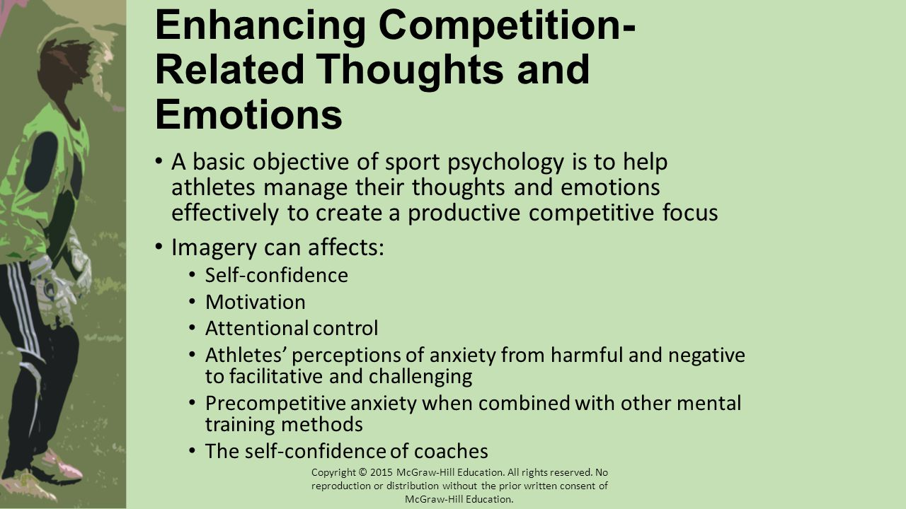 Enhancing Competition-Related Thoughts and Emotions