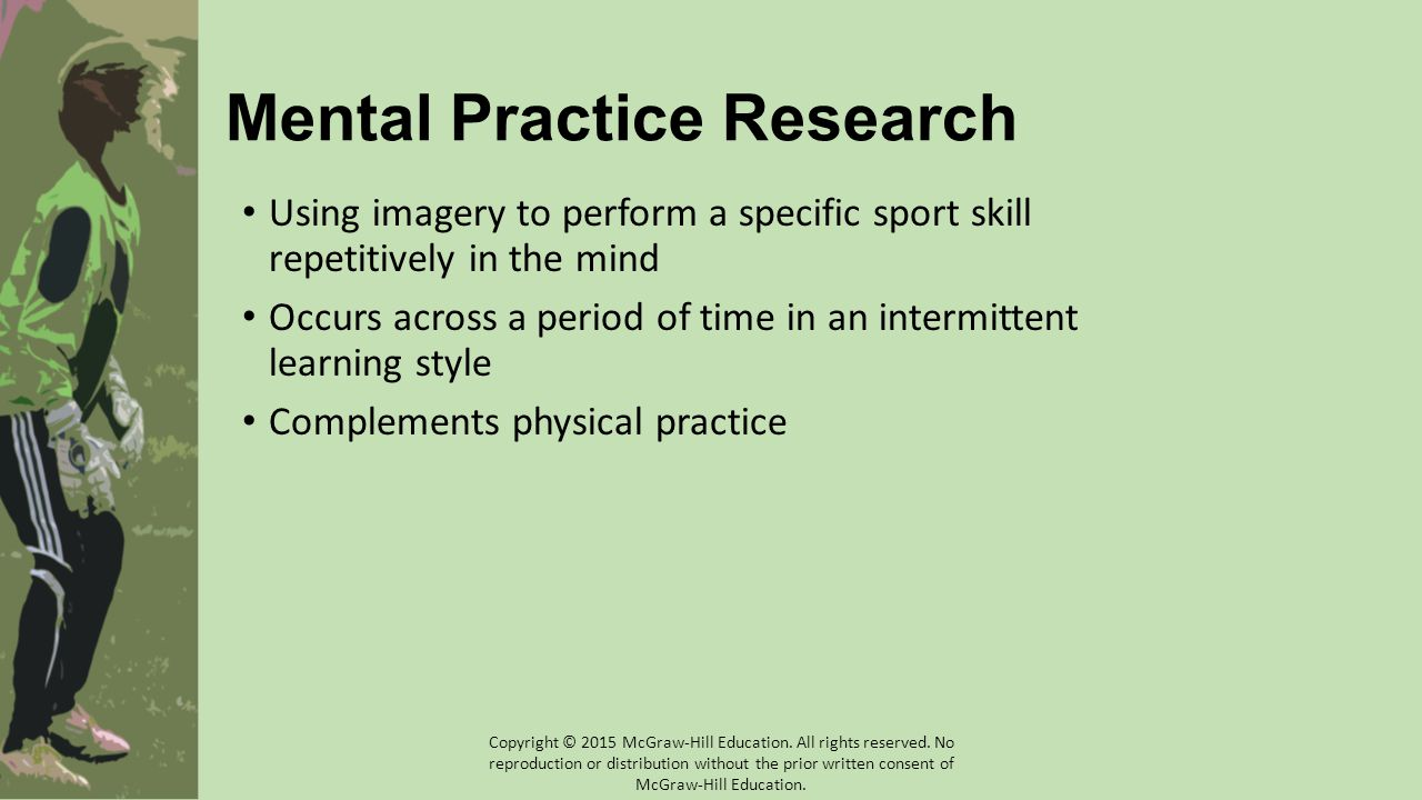 Mental Practice Research