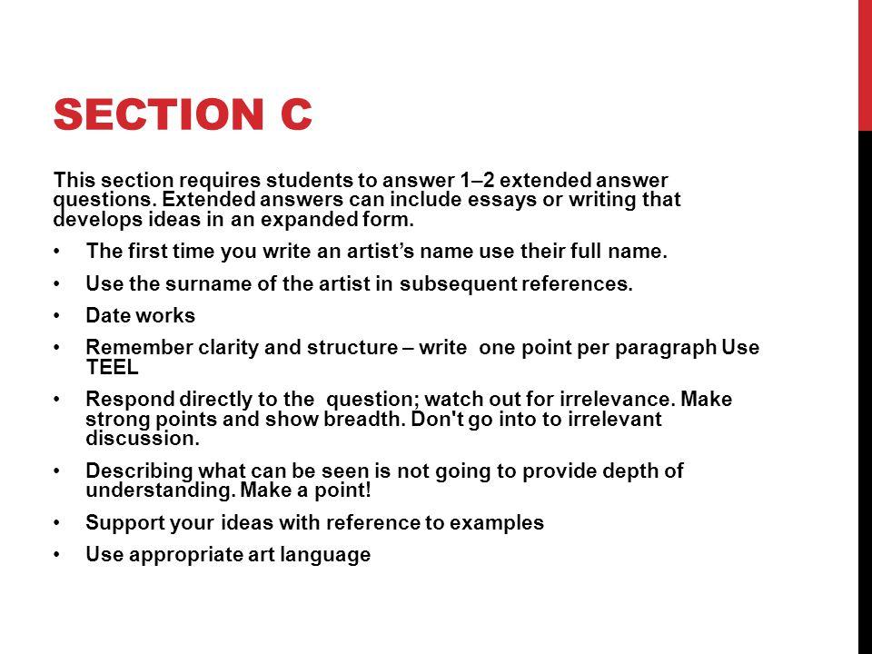 Studio Arts Exam Ppt Video Online Download