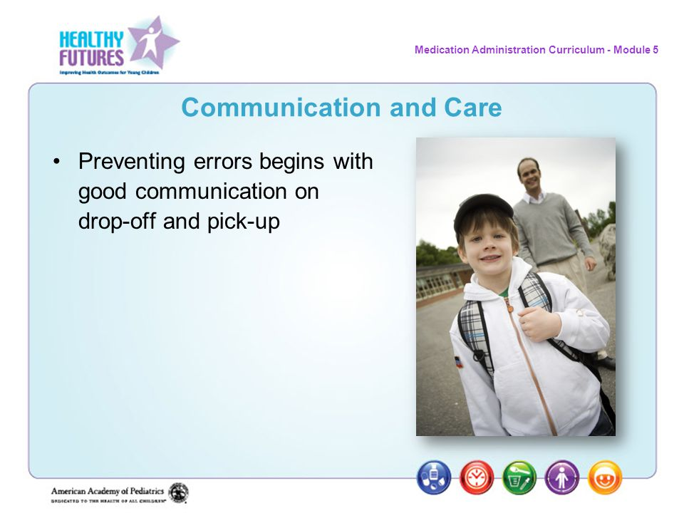 Communication and Care