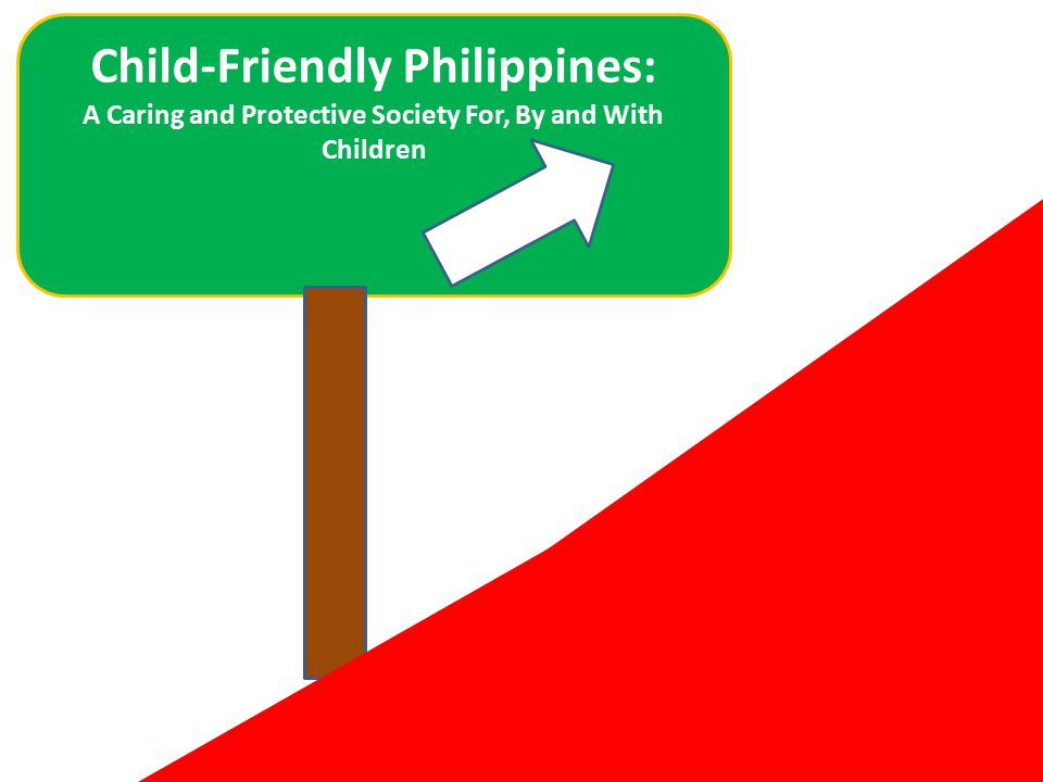 Child-Friendly Philippines: NGAs NGOs FBOs