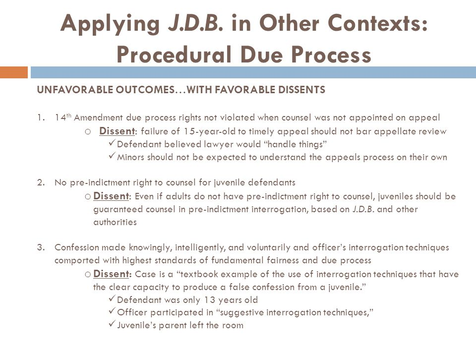 due process and parental rights spe 350 Acs editors' choice - this is an open access article published under an acs authorchoice license, which permits copying and redistribution of the article or any adaptations for non-commercial purposes.