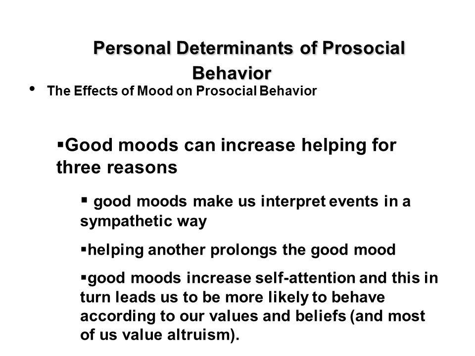 helping behavior psychology