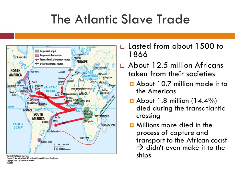 trans altlantic slave trade Conclusion the trans-atlantic slave trade was the most abominable and cruel from of slavery, but it was neither the first nor the only slave trade slavery was a recognized institution around the world long before the egyptians enslaved the jews by the 18 th century, large parts of the european.