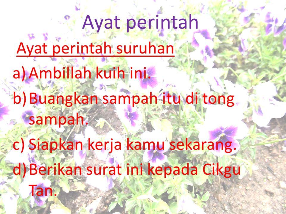 Jenis Ayat Ppt Download