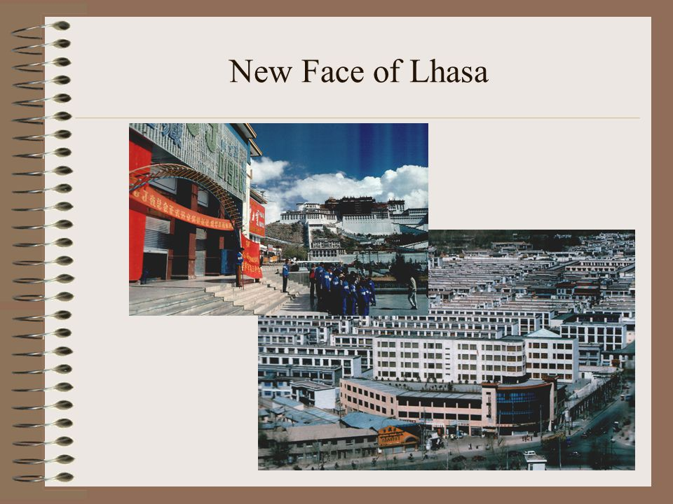 New Face of Lhasa