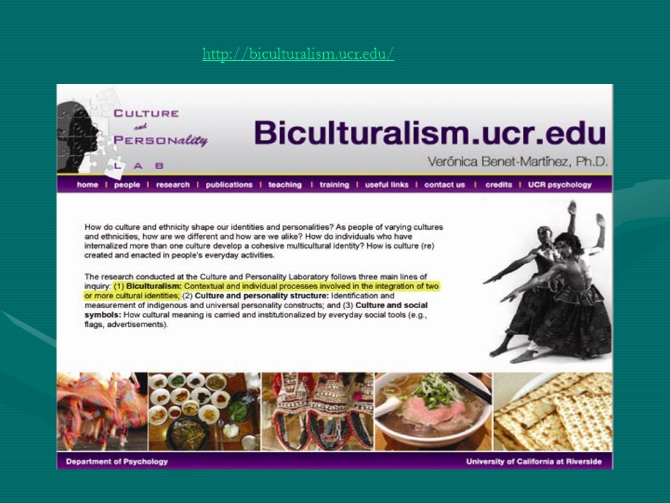 http://biculturalism.ucr.edu/ SO here are the main 3 questions we try to answer in the bicultural lab at UCR.