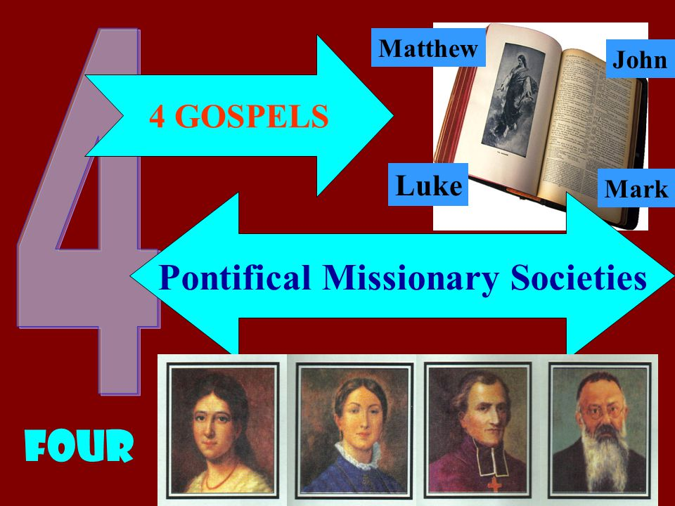 Pontifical Missionary Societies