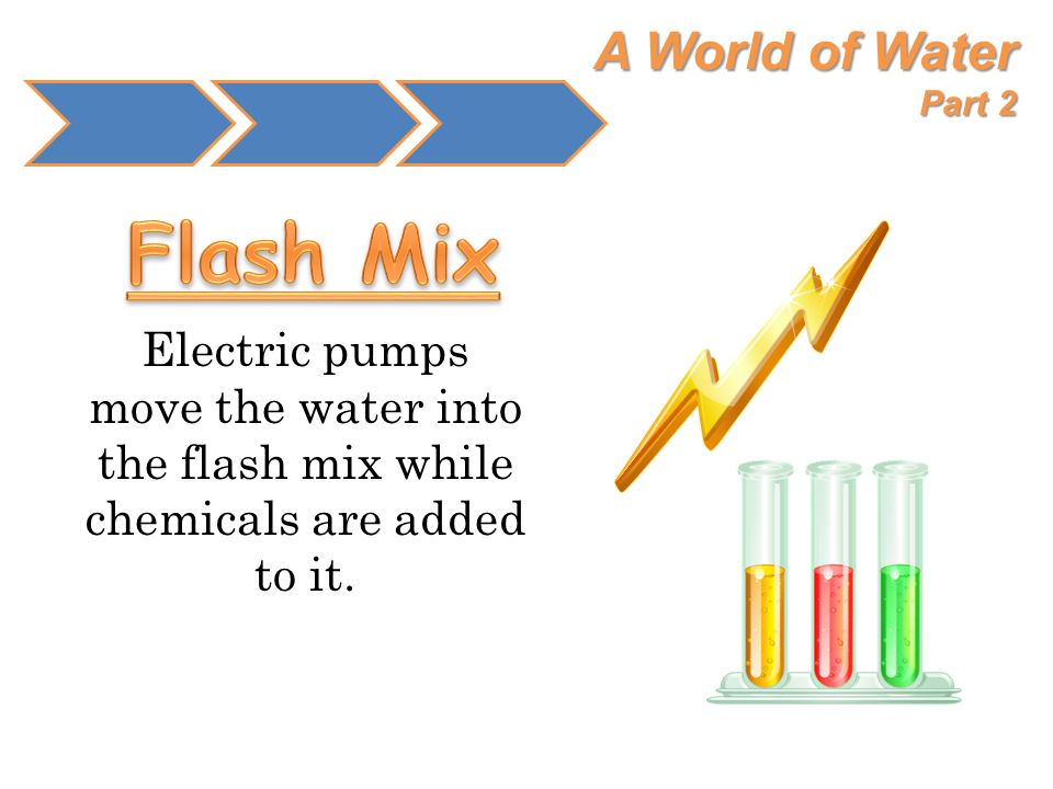 Flash Mix A World of Water Part 2