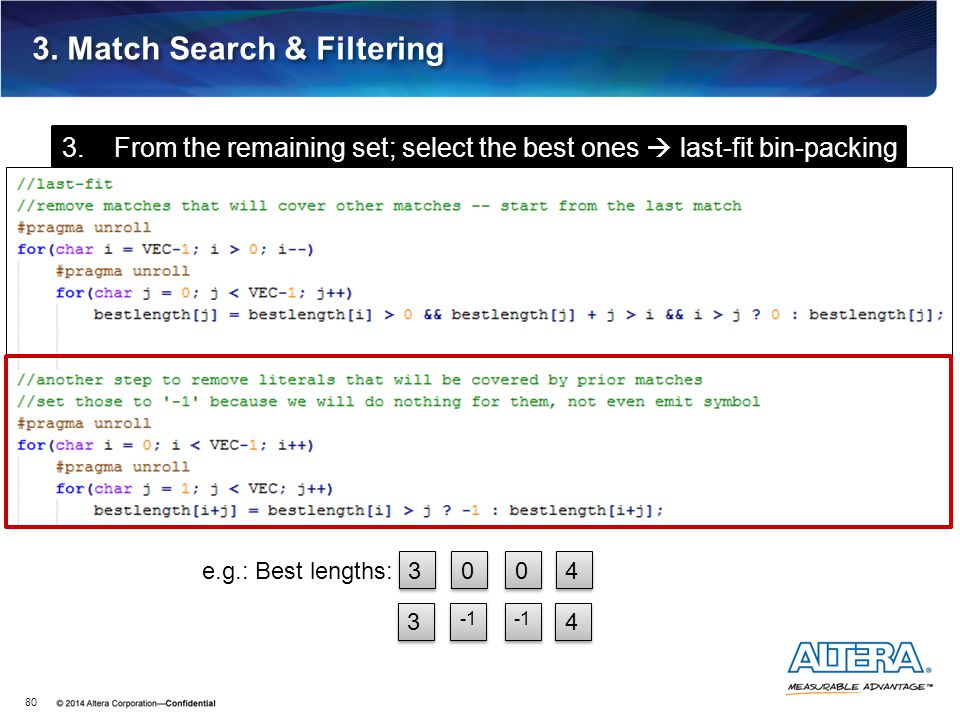 3. Match Search & Filtering