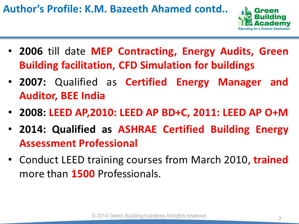 Leed Green Associate Made Easy Ppt Download