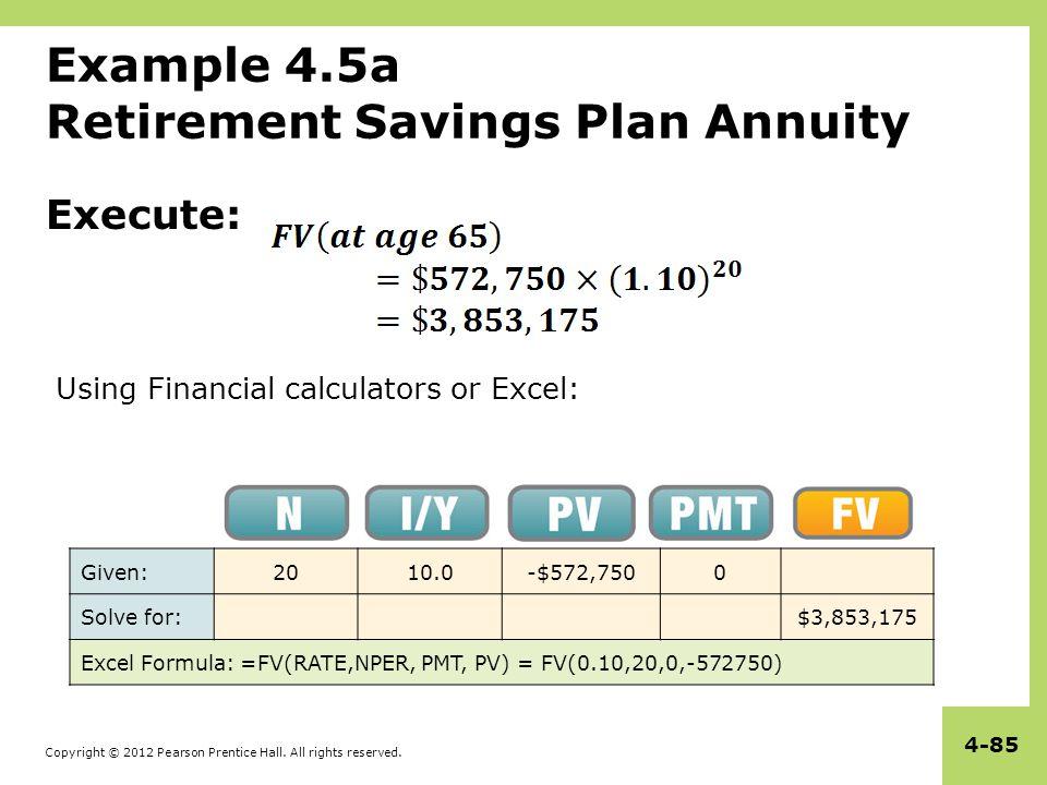 time value of money valuing cash flow streams ppt download