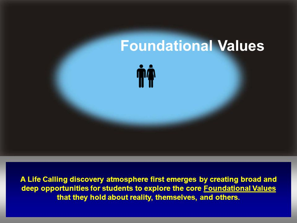 Foundational Values