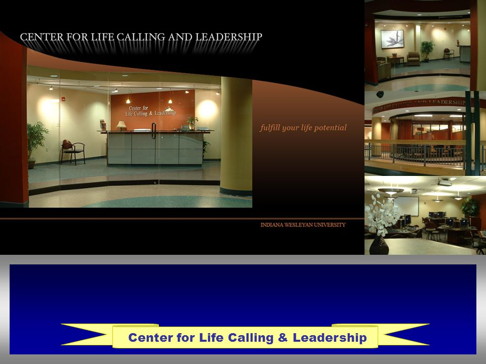 Center for Life Calling & Leadership