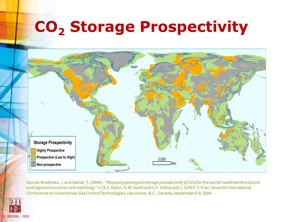 CO2 Storage Prospectivity