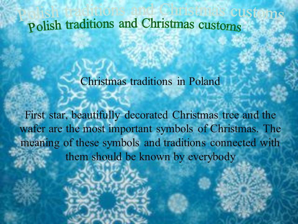polish traditions and christmas customs - Polish Christmas Traditions