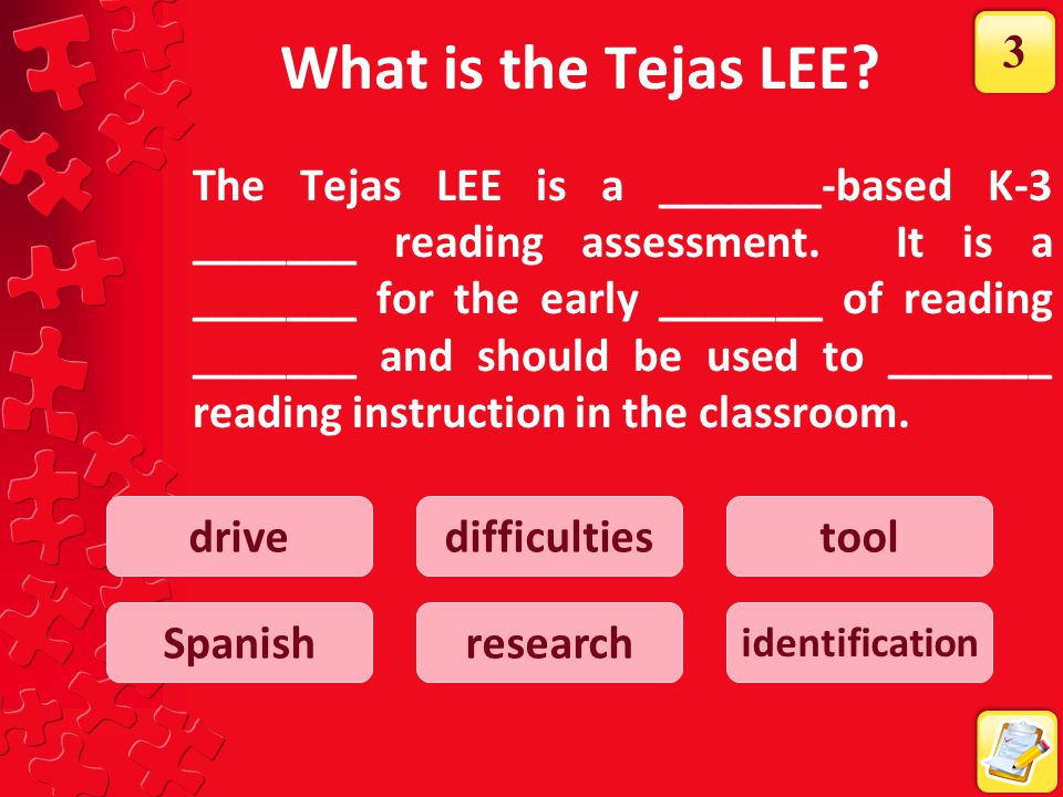 What is the Tejas LEE 3.