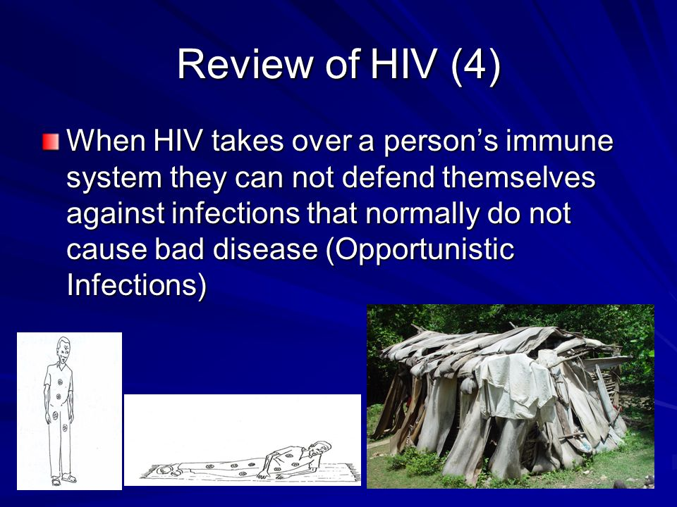 Review of HIV (4)