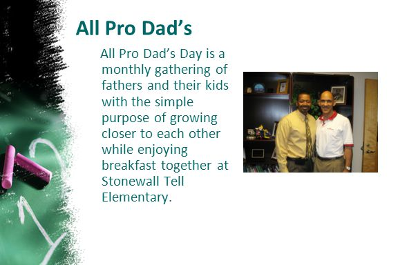 All Pro Dad's