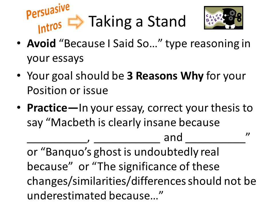 taking a stand essay examples  mistyhamel take a stand essay topics non technical about
