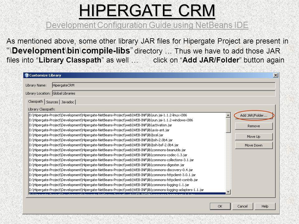 Development Configuration Guide Using NetBeans IDE - ppt