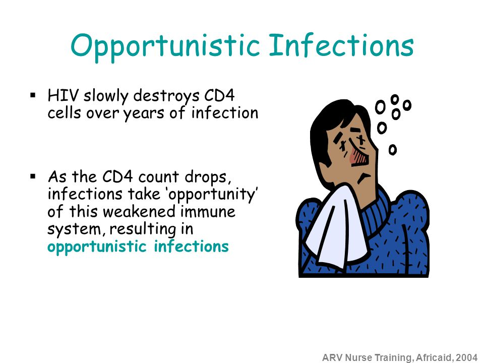 Opportunistic Infections