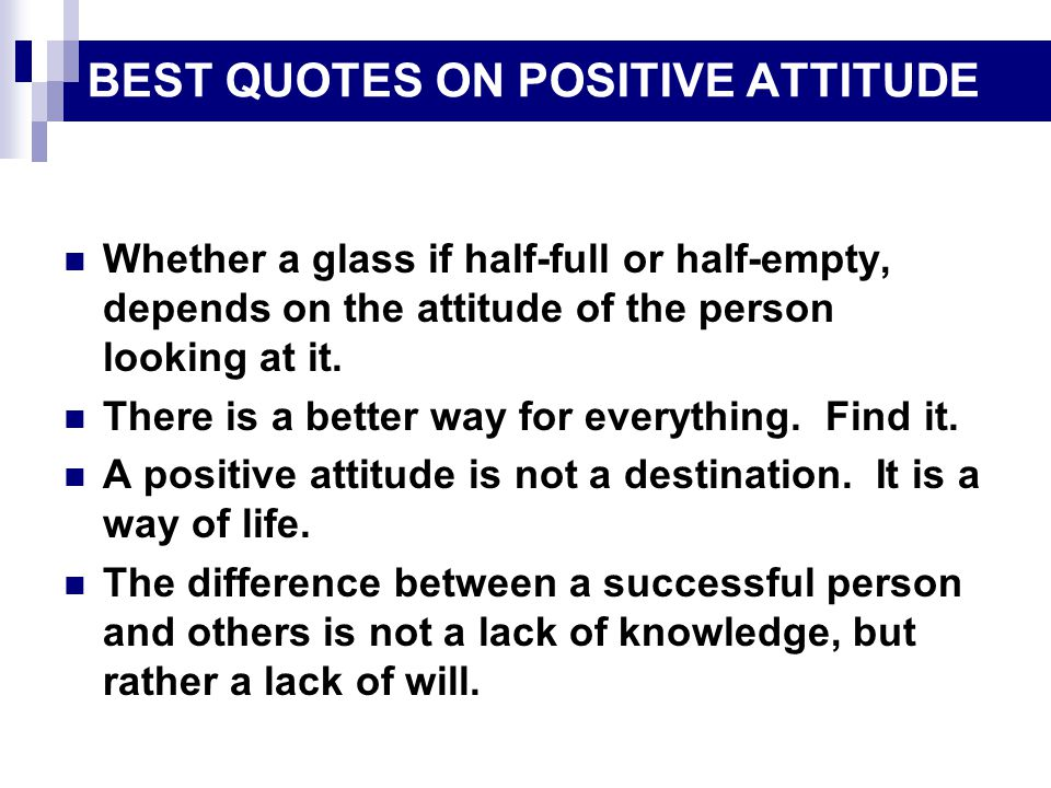 Attitude Is Every Thing Ppt Video Online Download