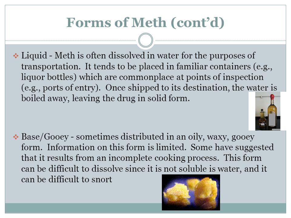 information on what methamphetamine is essay Speech on meth essay sample methamphetamine is a dangerous and addictive drug that is devastating to families, the individual and the community as a whole and should be avoided by all costs.