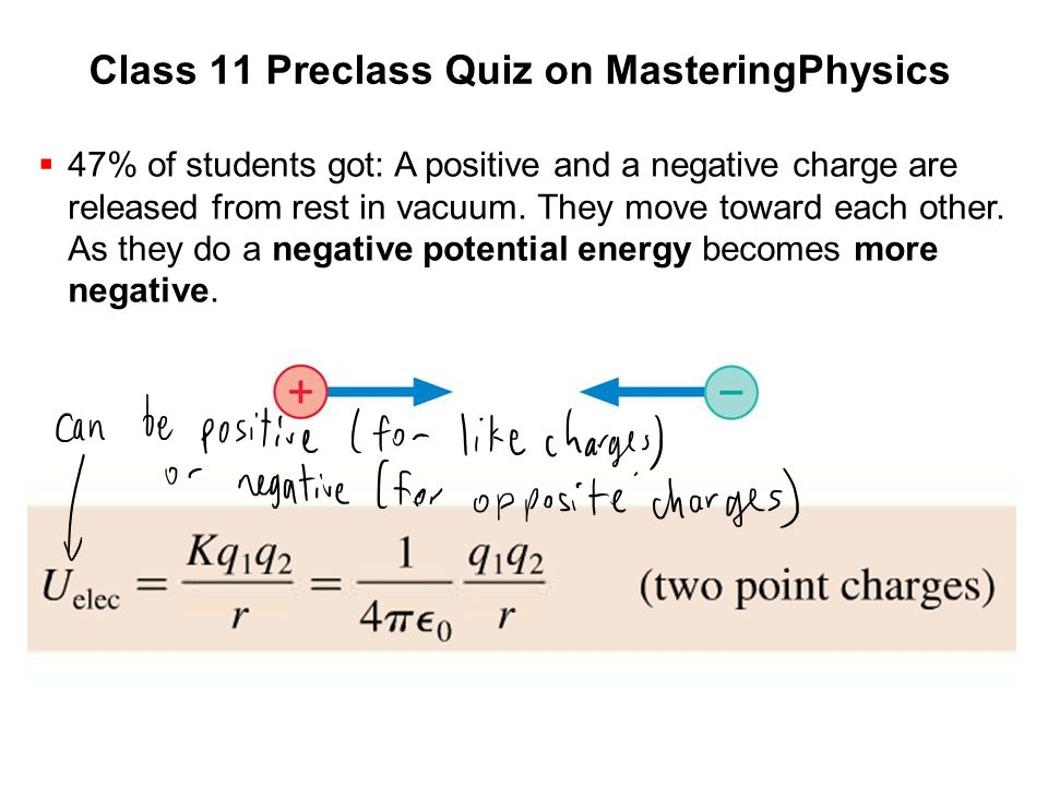 introduction to electric current mastering physics