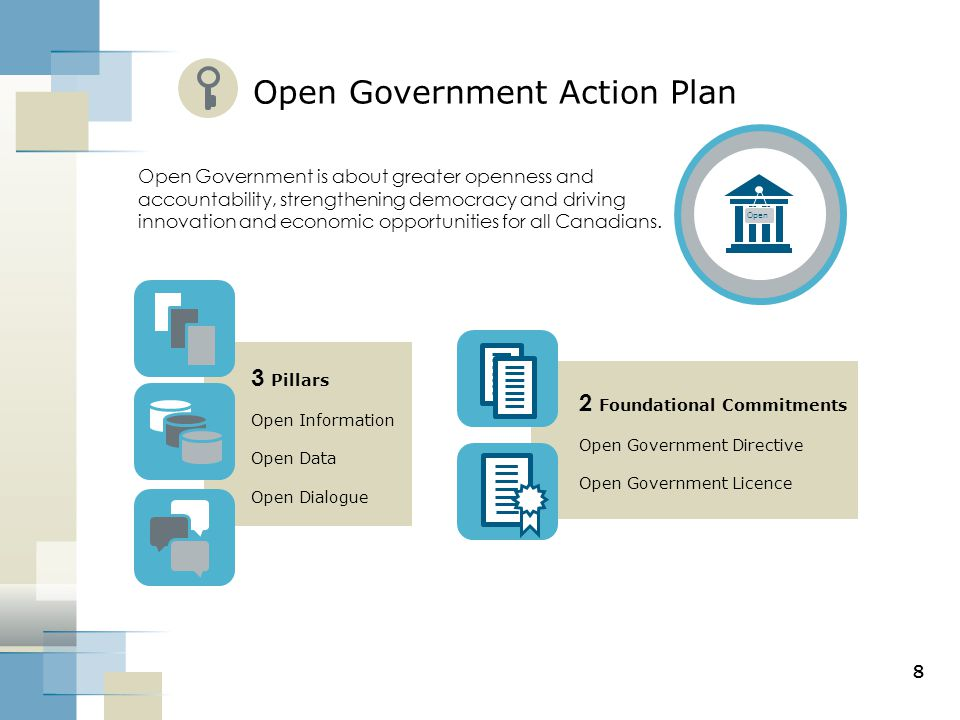 Open Government Action Plan