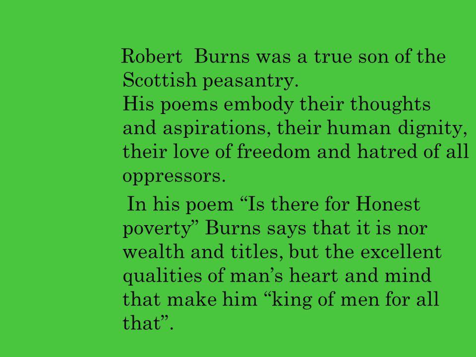 ROBERT BURNS ( )  - ppt video online download