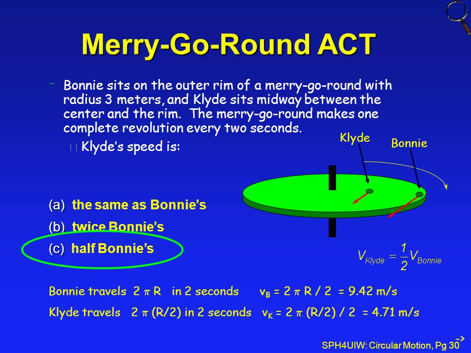 Centripetal Acceleration and Circular Motion - ppt download