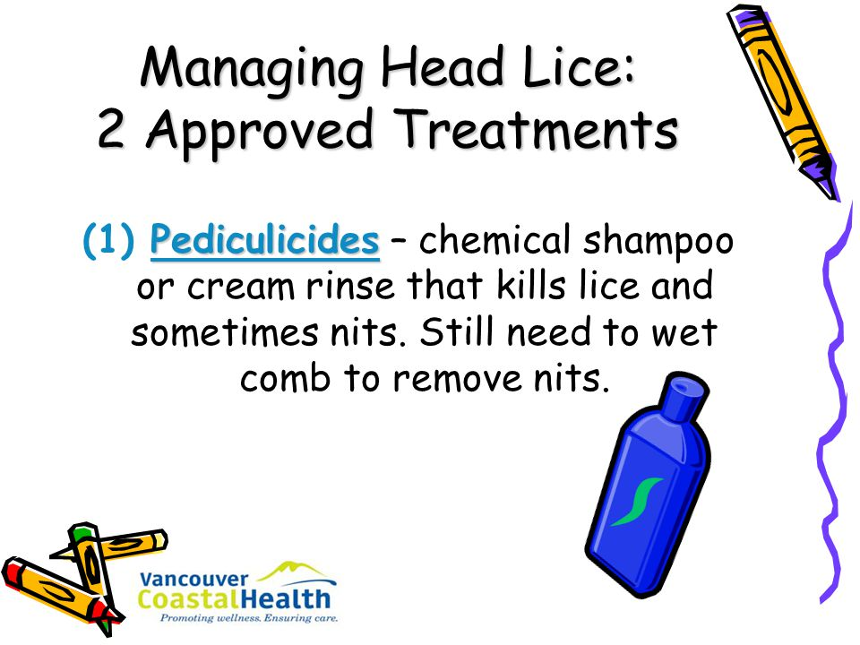 Managing Head Lice: 2 Approved Treatments