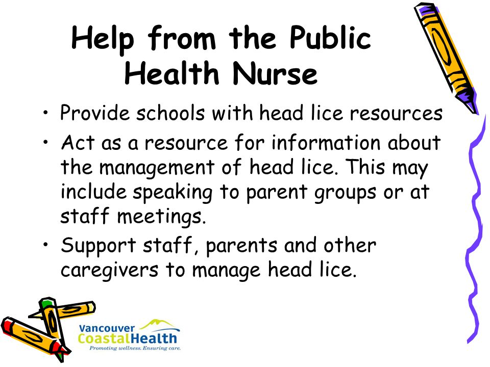 Help from the Public Health Nurse