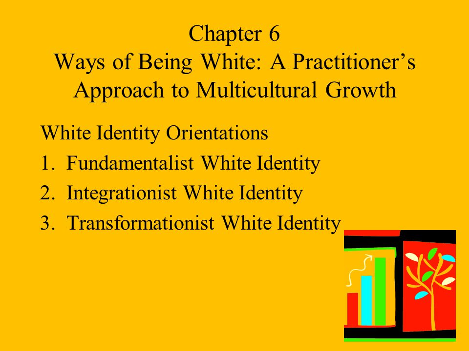Chapter 6 Ways of Being White: A Practitioner's Approach to Multicultural Growth
