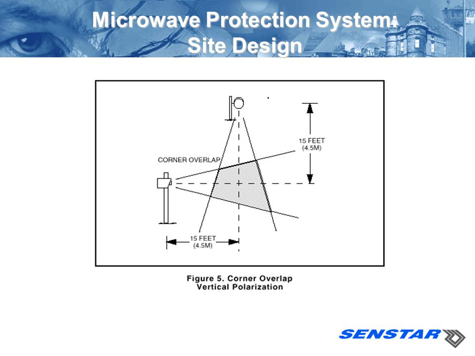 Microwave Protection System: Site Design