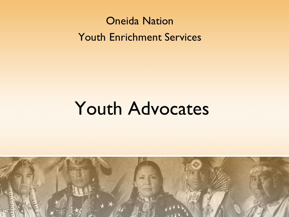 Oneida Nation Youth Enrichment Services