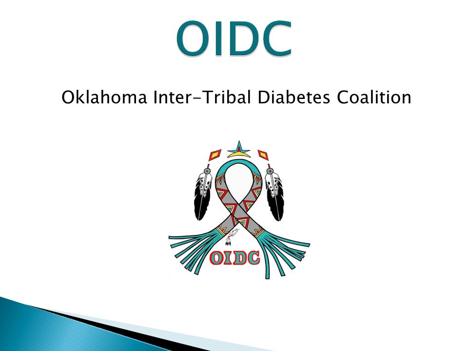 Oklahoma Inter-Tribal Diabetes Coalition