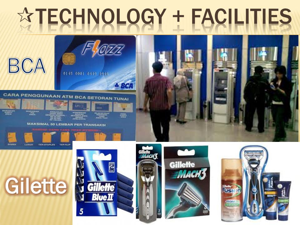 Technology + Facilities