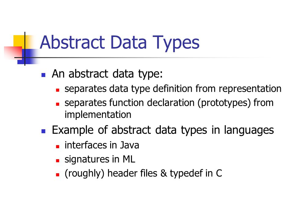 1 data structures: introduction csc data types & data structures.