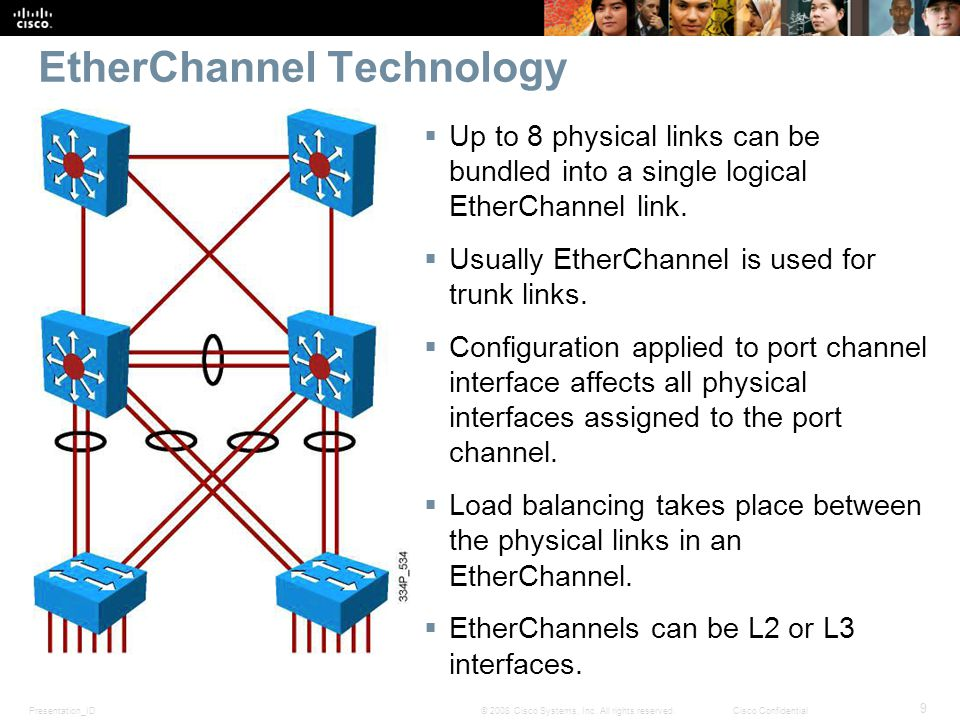 EtherChannel Technology